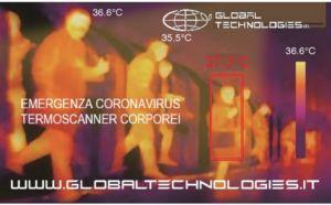 TERMOSCANNER CORONAVIRUS PUBB